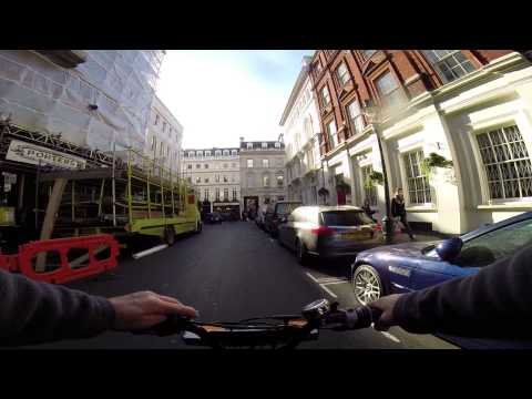 A Rickshaw Rider's View of Cycling Around London