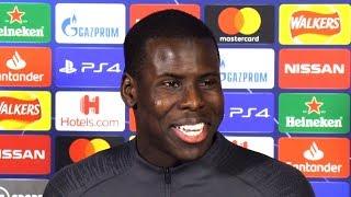 Kurt Zouma FULL Pre-Match Press Conference - Chelsea v Lille - Champions League