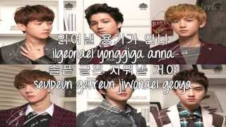 Repeat youtube video EXO K - 피터팬 (Peter Pan) Color Coded Lyrics w/ pictures