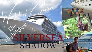 Highlights of our Asia cruise onboard Silversea Shadow