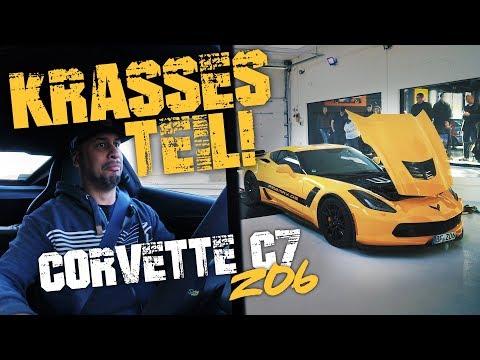 JP Performance - Krasses Teil! | Chevrolet Corvette C7 Z06 Luftfilter