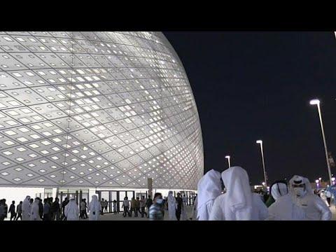 شاهد: قطر تدشّن ملعب الثمامة خامس الملاعب المضيفة لمونديال 2022  - 21:54-2021 / 10 / 22