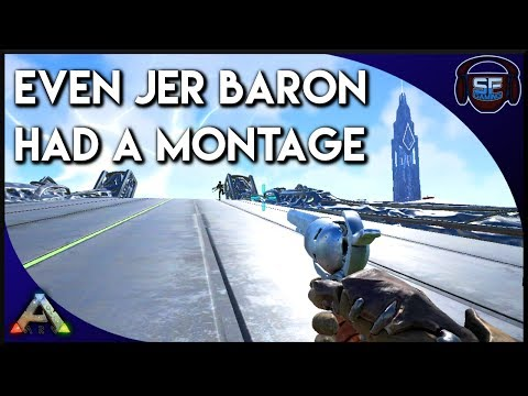 SOTF Montage - Jer Baron - : ARK Survival of the Fittest PvP (5,000 Sub Special Video)