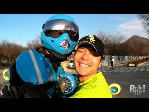 VISIT YABAN DOJU inline skate club INCHEON KOREA