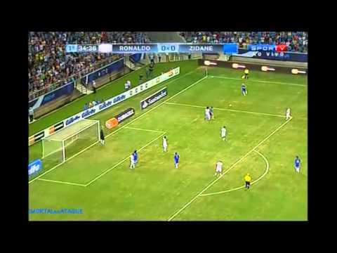 Ronaldo x Zidane — Match Against Poverty — 10ª Edition - 2012