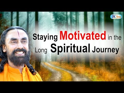 Spiritual Path is Long and Time-Consuming - How to Stay Motivated? | Q/A with Swami Mukundananda