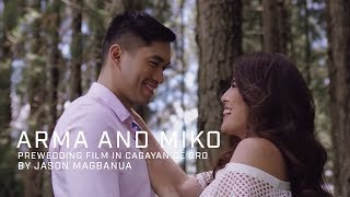 Arma and Miko: Prewedding Film in Cagayan De Oro