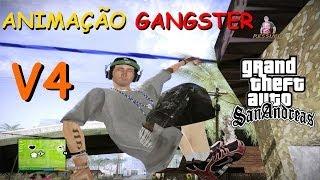DOWNLOAD NOVAS ANIMAÇÕES GANGSTER V4 BY Marcelinho San Andreas PARA GTA SA FULL HD 1080p