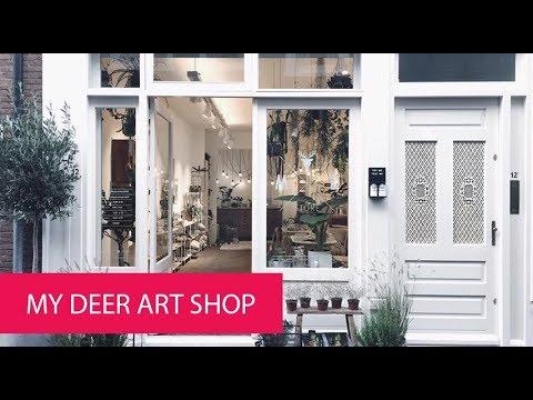 MY DEER ART SHOP - NETHERLANDS, HAARLEM