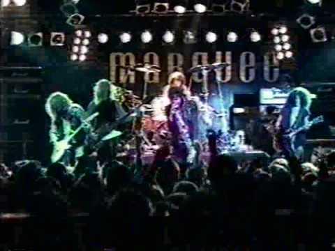 Aerosmith - Voodoo Medicine Man - Marquee - 20/08/1990