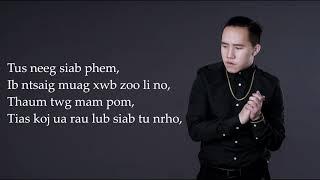 Npaum Li Cas - David Yang (Prod. By Keeneng Vang)