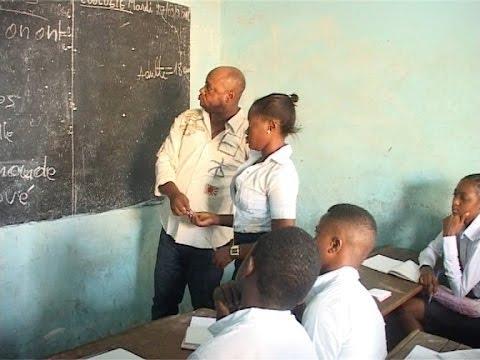 Professeur MODERO 1&2 Nouveauté 2017 Theatre Congolais