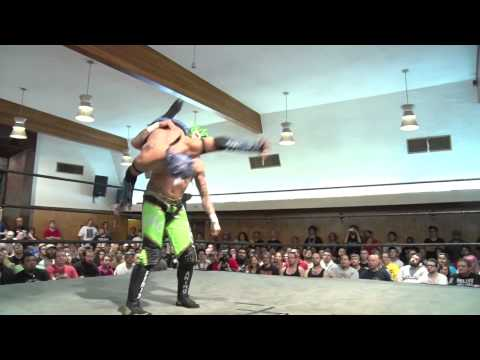 PWG - Preview - 2015 Battle of Los Angeles - Stage 2