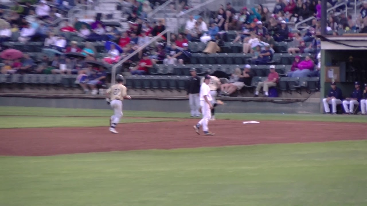 Bend with a 2 Run HR by Morgan 2019-07-09