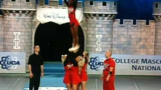 University of Louisville- Aisha, Lindsey, Kasey, & Molly All Girl UCA College Nationals 2010