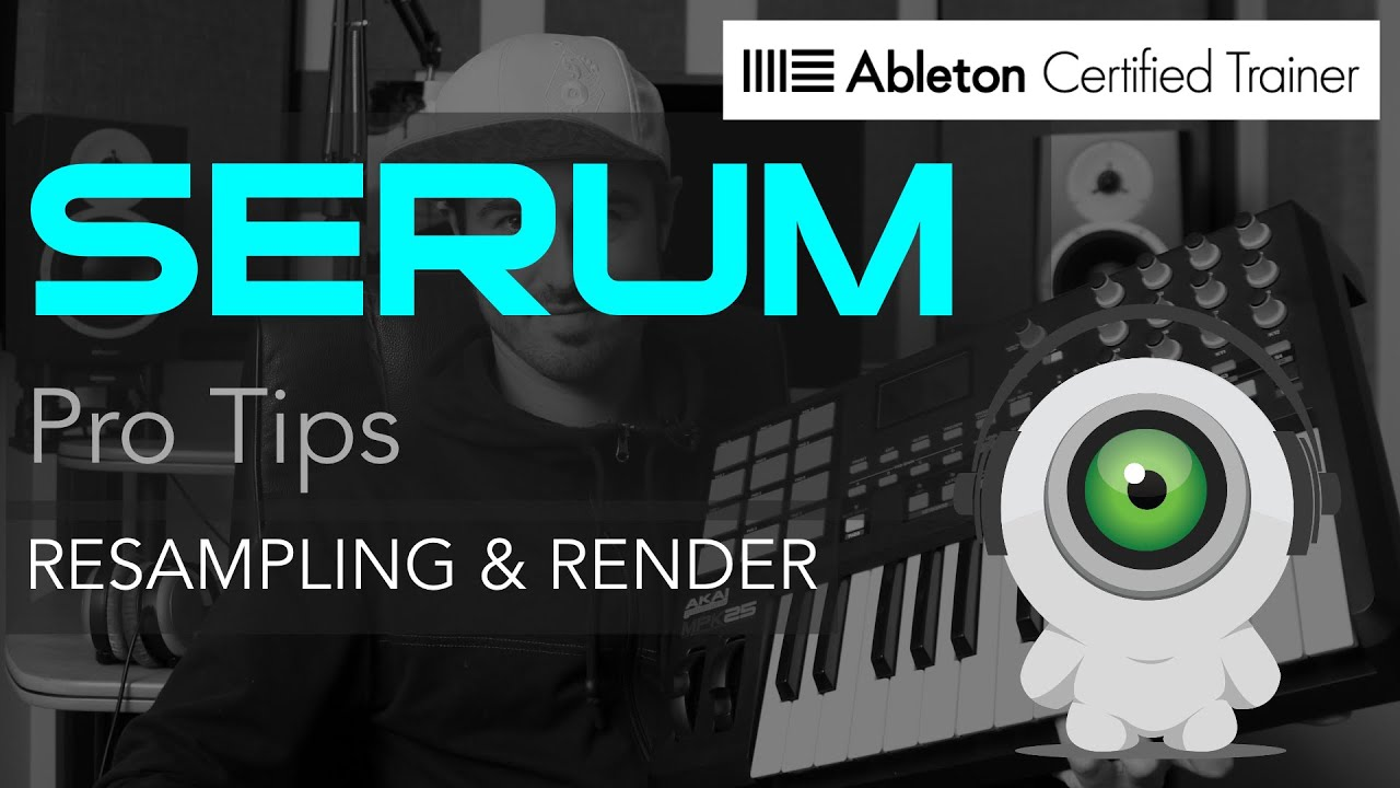 Serum Pro Tips: Internal Resampling & Render Tutorial