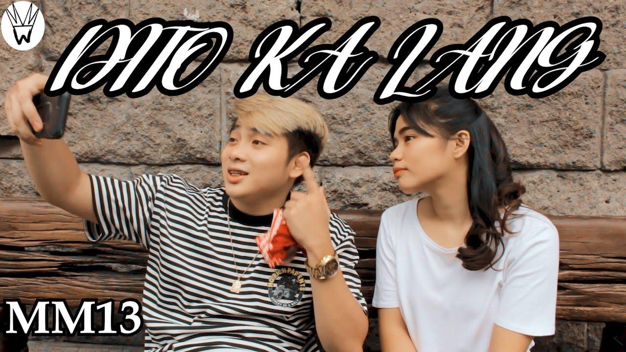 Download DITO KA LANG - MM13, KARISMA (OFFICIAL MUSIC VIDEO)