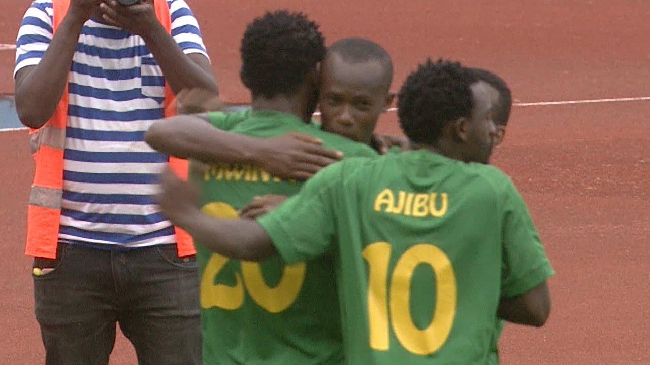 TAZAMA:Magoli yote ya  yanga 2 - 0 Welayta Dicha