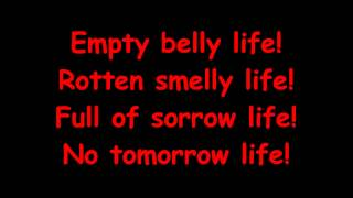 Annie Jr - Hard-Knock Life Karaoke Instrumental