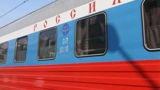 Über 9.000 Kilometer unterwegs mit der Transsibirische Eisenbahn