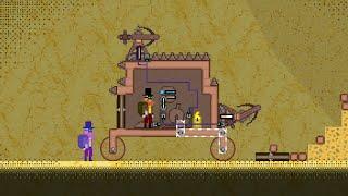 Mechanic Miner - Pierwsze wrażenia (CIEKAWE)