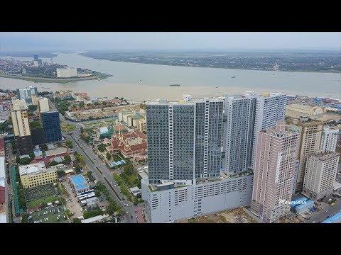 Phnom Penh, Cambodia 2018's Look |4K|