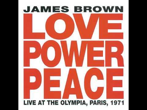James Brown — Georgia On My Mind (live)