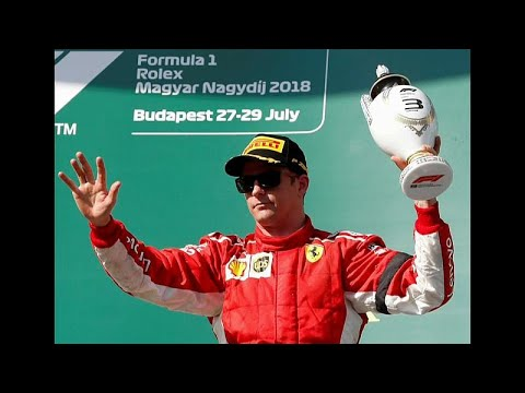 Charles Leclerc e Kimi Raikonnen trocam de equipa