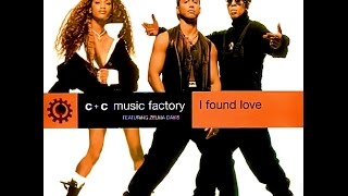 C&C Music Factory - I Found Love (DJ Ricky da Dragon Edit)