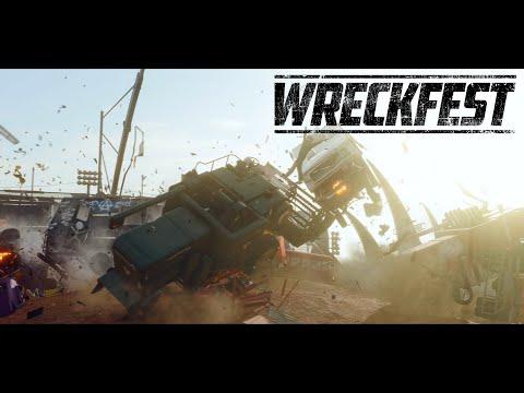 Ta en titt på PS5-versionen av Wreckfest Släpps 1 juni
