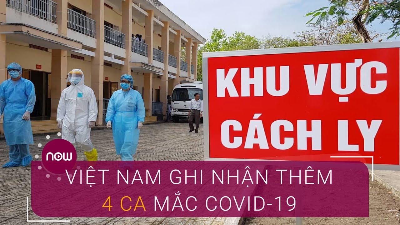 Việt Nam nâng tổng số ca mắc Covid-19 lên 222 | VTC Now
