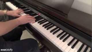 Evan Duffy - Monstercat Piano Live Mix [Monstercat Best of 2012]
