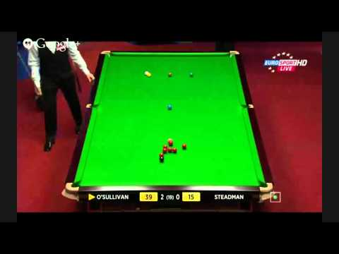 O'sullivan vs Steadman 1st session highlight