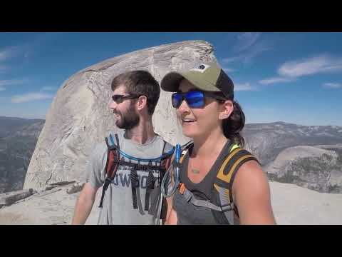 Hiking HALF DOME- Yosemite National Park