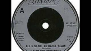 Hamilton Bohannon-Lets Start To Dance Again