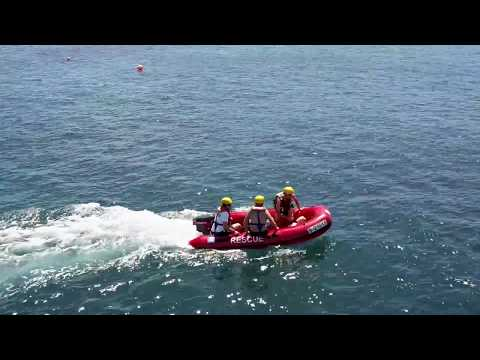 St John Rescue Corps - Water Rescue Volunteers
