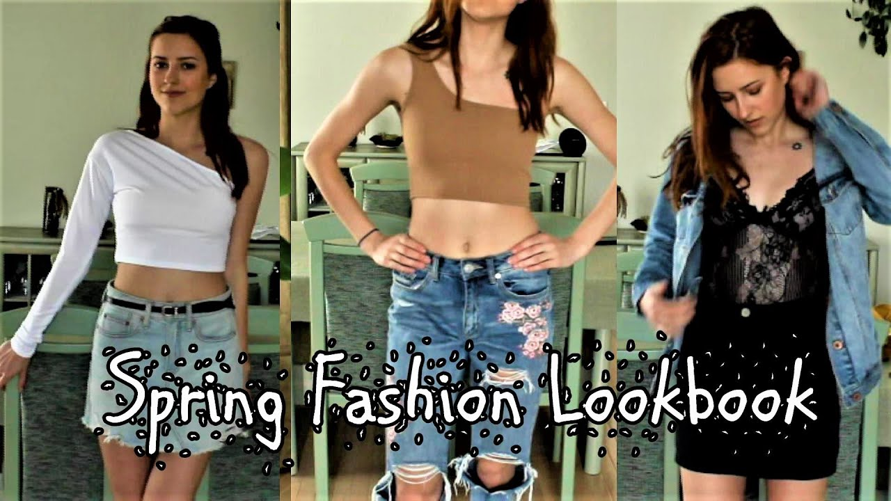 [VIDEO] - Spring Fashion Lookbook! A Review of Femme Luxe 3