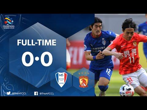 Suwon Bluewings Guangzhou Evergrande Goals And Highlights
