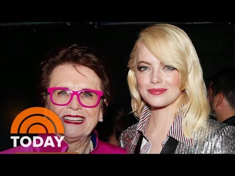 Emma Stone: Playing Billie Jean King In 'Battle Of The Sexes' Was 'Huge Honor' | TODAY