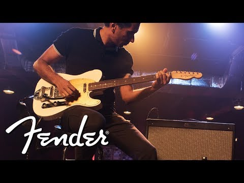 The Deville & Deluxe IV with Arun Bali | Hot Rod Amplifiers | Fender