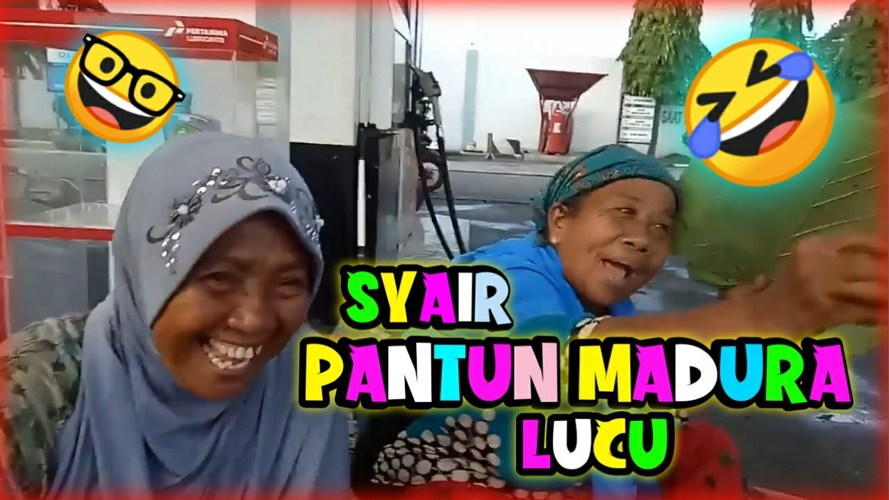 Viral Pantun Madura Lucu Jar Fajar Jar Youtube