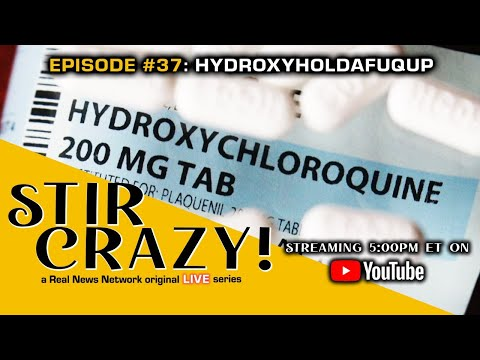 Stir Crazy! Episode #37: Hydroxyholdafuqup