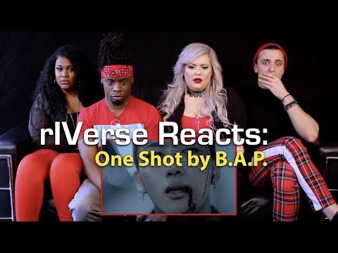 RIVerse Reacts: One Shot By B.A.P. - M/V Reaction