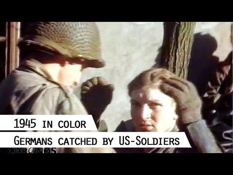 Germans Arrested By US-Soldiers (SFP 186)