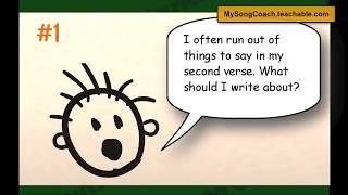 Q&A with Robin Frederick: 5 Big Lyric Writing Tips