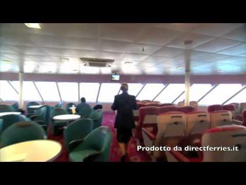 A bordo della nave Norman Arrow con LD Lines