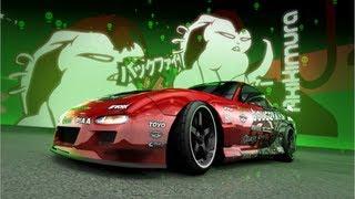 NFS: ProStreet - Rival Challenge - Aki Kimura (Drift King)