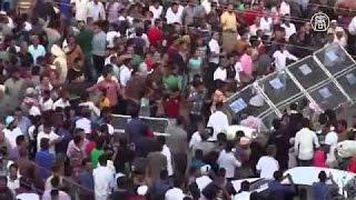 ИГИЛ  Тысячи сирийских беженцев в Турции  Турция опасается, что курды нацелятся на турков  23 06 201