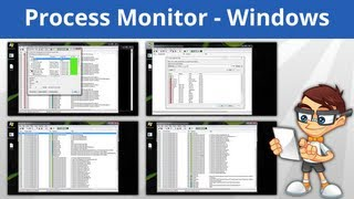 How To Use: Process Monitor - Activity Monitor