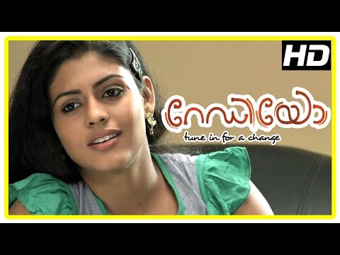 Radio Malayalam Movie | Malayalam Movie | Iniya | Accepts Sarayu Mohan as Roommate | 1080P HD